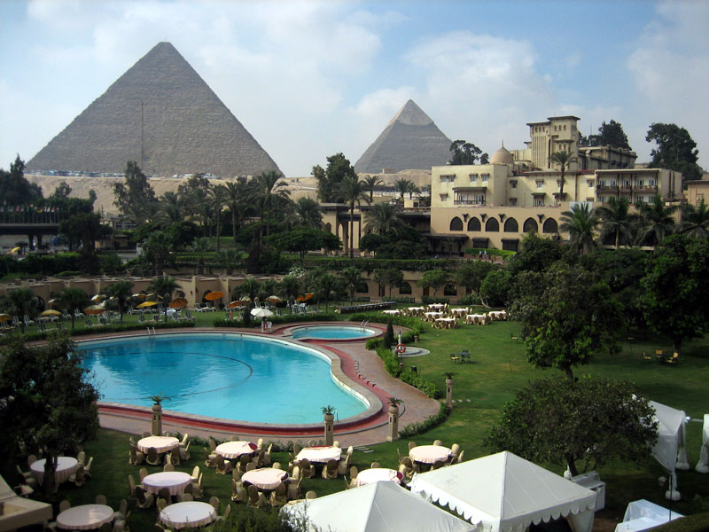 Mena House Hotel Giza