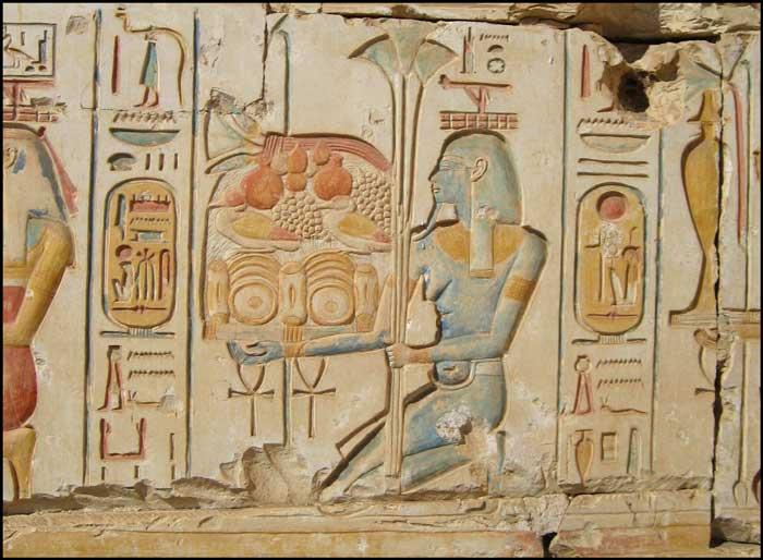 Egyptologists Tour With Amarna
