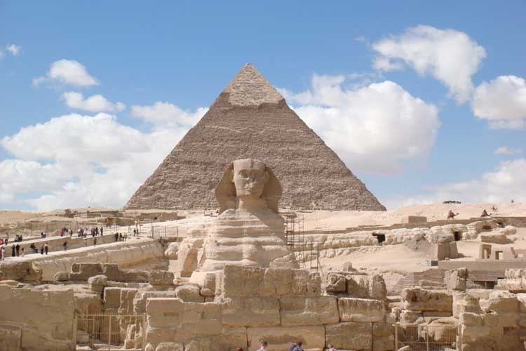 a personal narrative on visiting the great pyramids of egypt Read why now is the perfect time to visit egypt  the hot egyptian sun, the  whole scenery looks like it jumped out of a story book from the old,.