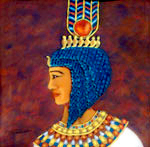 Wife of King Tut - Schwenzer